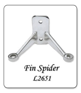 Fin Spider Fitting (L2651)