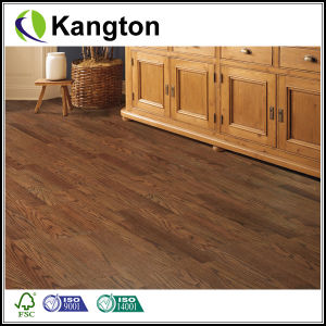 Solid Oak Wood Flooring (wood flooring) pictures & photos