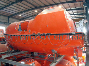 Marine Totally Enclosed Lifeboat for Lifesaving & Rescuing, China Lifeboat Sale pictures & photos