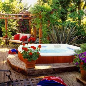 Outdoor SPA (BG-8003)