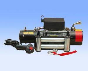 Safe Winch Electric 9500pounds pictures & photos