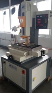 EDM Hole Drilling Machine with Integrated Spindle Head Kd703c pictures & photos
