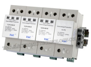 Power Surge Protector/Surge Arrester (TCPA160-B/3+NPE)