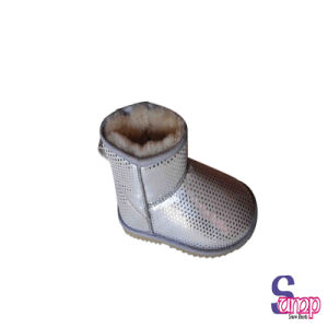 Ankle Super Warm Sequin Snow Boots