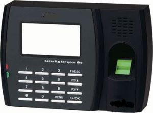 Fingerprint Professional Time Attendance with TCP/IP (TS9-BU1S04)