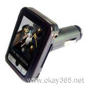 Car MP3/4 Player with Flash Memory (V81)