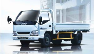 JMC 3 Ton Light Truck