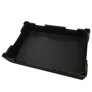 Paper Tray for Fruit and Vegetables (FP6057) pictures & photos