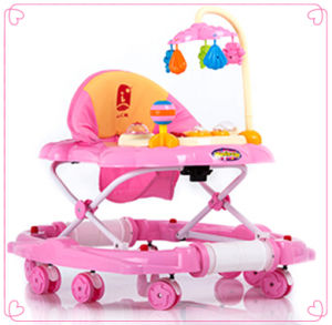 Wholesale Plastic Baby Walker Toy Educational Kids Walker pictures & photos