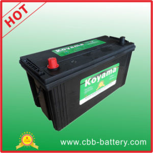 Guangzhou Sealed Mf Start Car Battery N100-Mf 12V 100ah pictures & photos