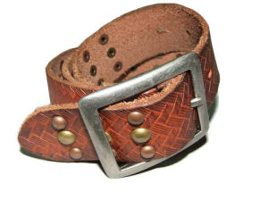 Genuine Leather Belt (HP-37)