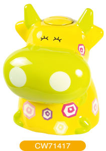 Cowy Coin Bank With Sound (CW71417)