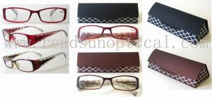 Plastic Reading Glasses With Case (RP669012) pictures & photos