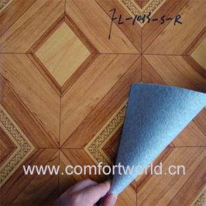 PVC Vinyl Flooring with Non-Woven pictures & photos