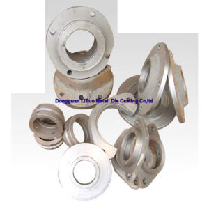 Alloy Die Casting for Pump Casting Approved SGS pictures & photos
