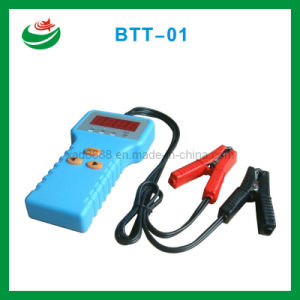 Battery Diagnostic Device CE SGS Digital Display Battery Tester / Analyzer Testing Tool