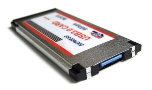 PCI-E USB3.0 Express Card (WSS-PCI3.0-05)