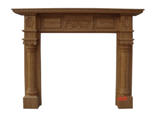 Veneer Fireplace Mantel (FA01)