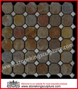 Stone Mosaic (SK-3096) pictures & photos