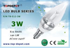 3W LED Bulb (TB-E12-3W)