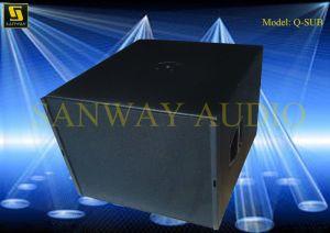 Neodymium Driver Bass Speaker (Q-SUB) pictures & photos