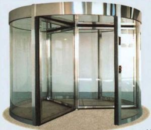 Automatic Revolving Door (RST-A3) Three Wings pictures & photos