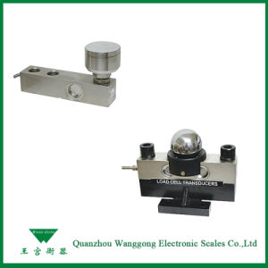 High Precision Strain Gauge Load Cell pictures & photos