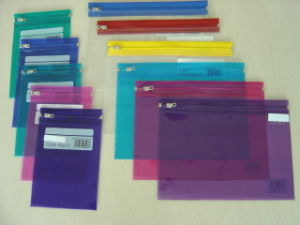 Office Zipper Bag for Documents and Stationery pictures & photos