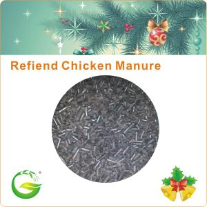 Refined Chicken Manure Fertilizer pictures & photos