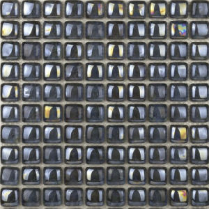 Black Bread Stone Glass Tile bathroom Decoration pictures & photos