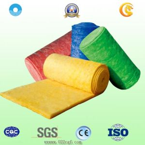 Colorful Glass Wool Blanket for Insulation Material