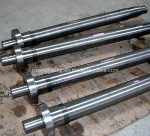 CNC Machined Long Shaft for Heavy Duty Machine