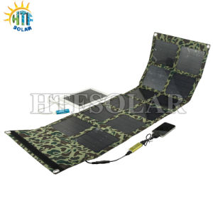 36W Multifunctional Foldable Solar Laptop Charger