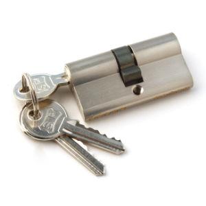 Cylinder Lock, Door Lock, Brass Cylinder Lock (AL-904) pictures & photos