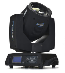 Hot 5r 200W Sharpy Beam Moving Head Light for Wedding Event, Concert, Nightclub