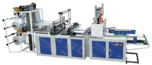 Full Automatic High Speed Plastic Bag Making Machine Uinit (GY-ZD-E2) pictures & photos