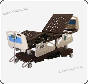 Ce Approved Seven Functions Electric Hospital ICU Bed pictures & photos
