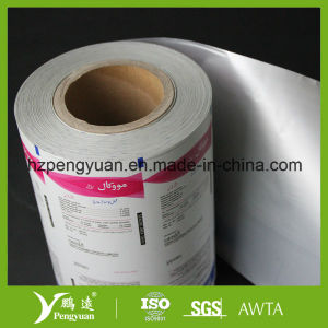 PE Aluminum Foil Laminated Printed Paper for Packing pictures & photos
