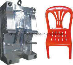 Plastic Injection Arm-Chair Mould