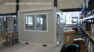 Container House, Flat Pack Container House, Living Container (shs-fp-office046) pictures & photos