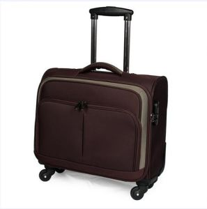 Black Stylish Durable Travel Luggage Bag (ST7130) pictures & photos
