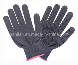 PVC Coated Glove, Cotton Glove (SJIE10104) pictures & photos