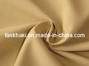 100% Polyester Plain Peach Fabric 144f 75D*150D (FKQ130704023)