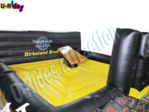 Customized Wooden Patten Mechanical Rides for Events pictures & photos