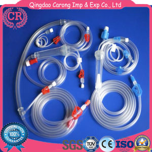 Medical Hemodialysis Blood Tubing Set for Single Use pictures & photos