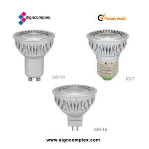 E27/GU10/MR16 a-Spot LED Spot Light pictures & photos