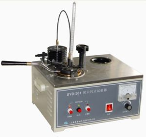 PMCC Flash Point Tester (JSL-93) (SYD-261)