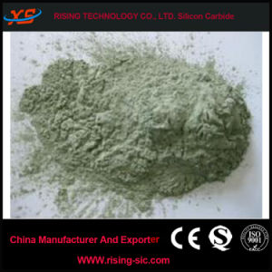 Green Silicon Carbide 600# Refractory Material pictures & photos