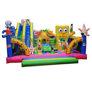 Inflatable Bounce Moonwalk House Jumpers for Sale pictures & photos