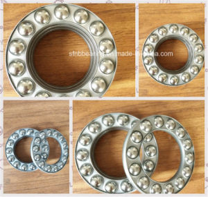 China Bearing Producers High Speed Thrust Ball Bearing 51113 Series pictures & photos